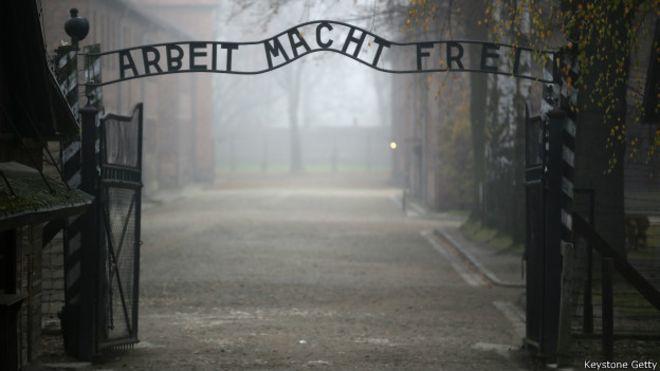 auschwitz kampı ile ilgili görsel sonucu
