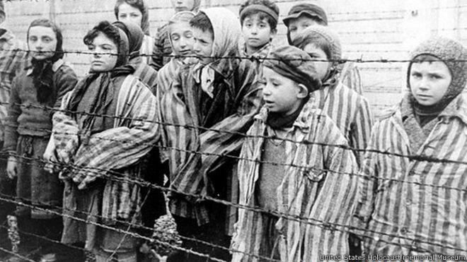 Resultado de imagen para judis niños en campos de concentración