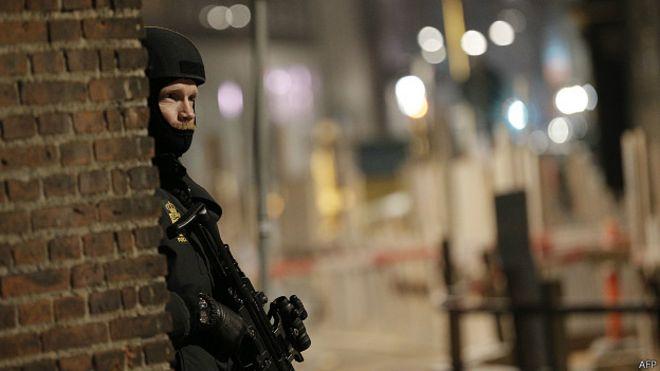 Policía de Copenhague
