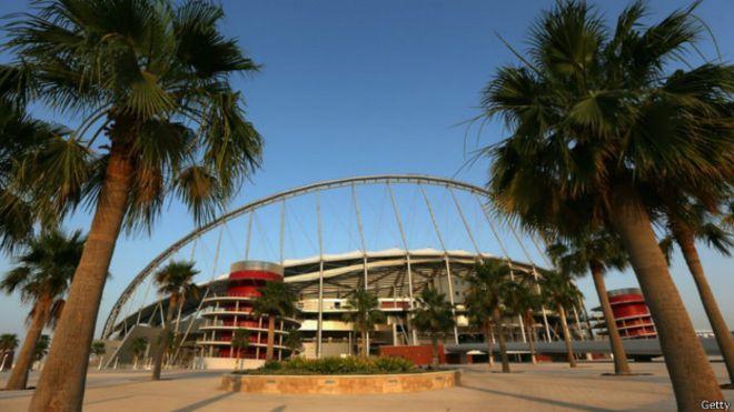 Copa de 2022 no Catar  quanto calor é calor demais  - BBC News Brasil 7bd7ad7532c