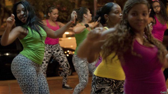 40cf0061bf Seis estilos de baile para estar en forma - BBC News Mundo