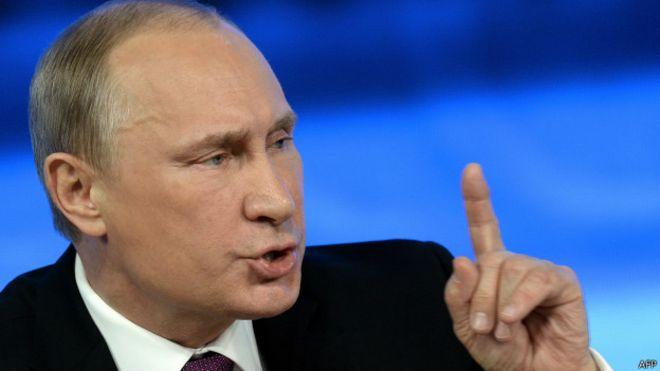 """Путин: """"мы были готовы"""" применить ядерное оружие из-за Крыма"""