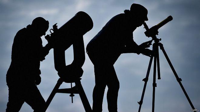 Investigadores se preparan para observar el eclipse