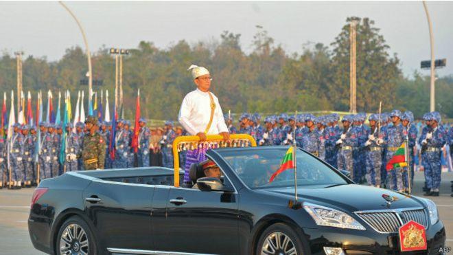 Quân đội Myanmar vẫn giữ 'vai trò chủ chốt' - BBC News Tiếng Việt