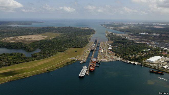 El 20% del tráfico del Canal de Panamá podría verse afectado.