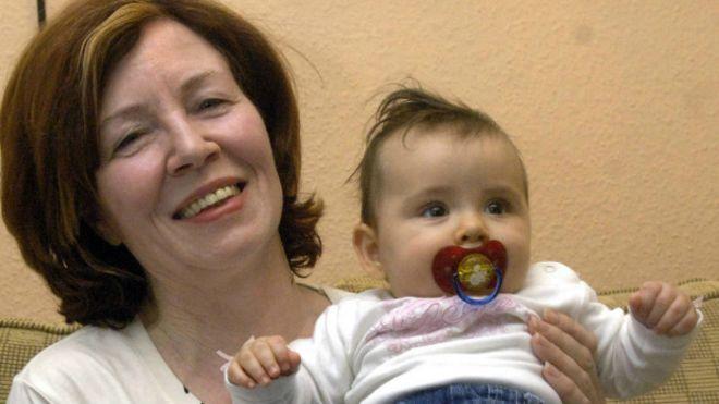 13 çocuk Annesi 65 Yaşındaki Kadın Dördüz Doğurdu Bbc News Türkçe
