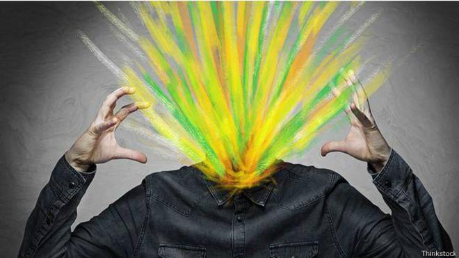 Resultado de imagen para Cabeza llena de ruido