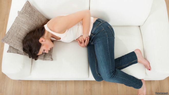 como calmar los dolores menstruales sin pastillas
