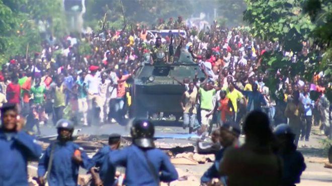 Gushika ubu ntibiramenyekana uwuramutswa igihugu mu Burundi