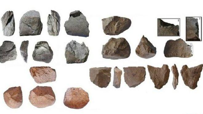 Peralatan Batu Berusia 33 Juta Tahun Ditemukan Di Kenya Bbc News