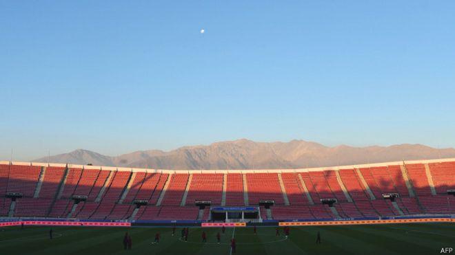 Estadio de Santiago
