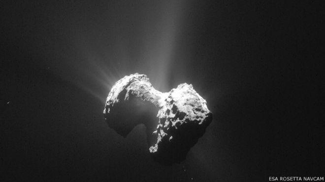 Cometa 67P.