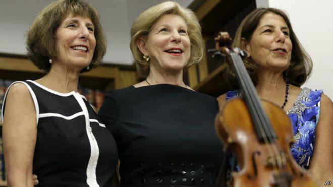 8a5dd3ea8 La insólita historia de un Stradivarius robado en 1980 - BBC News Mundo
