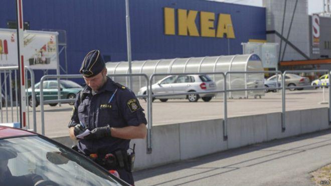 Ikea en Suecia