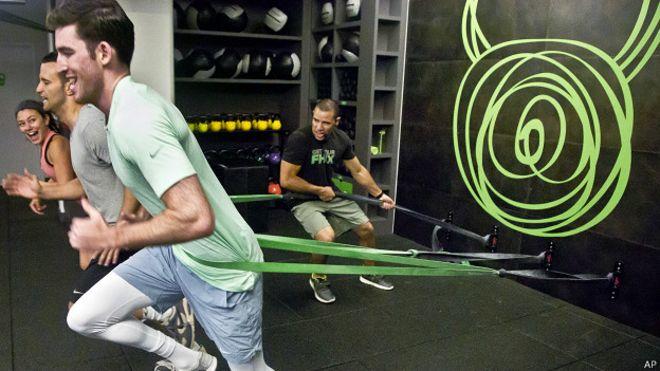 Como quemar grasa en el gym rapido