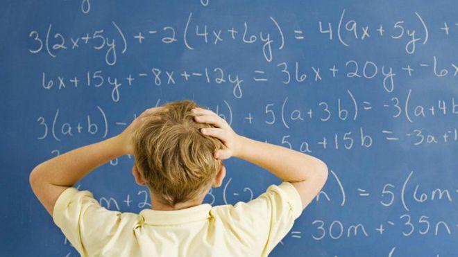 математика в 5 класі