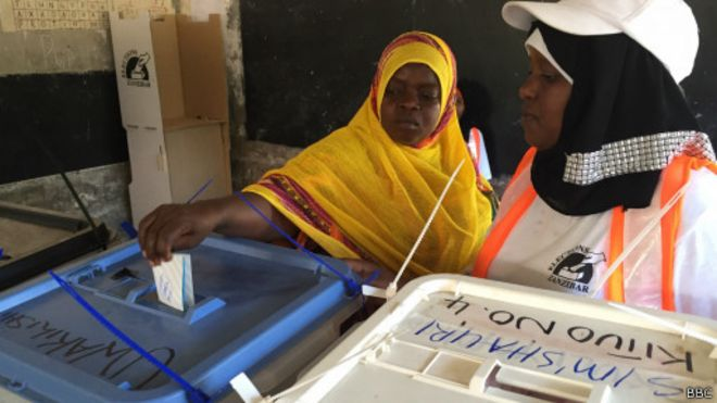 Uchaguzi wa Zanzibar kurudiwa Machi - BBC News Swahili