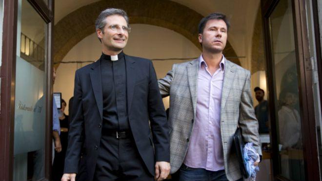 Гомосексуалисты среди священников видео