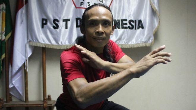 Yayan Ruhian Dan Filosofi Pencak Silat Bbc News Indonesia