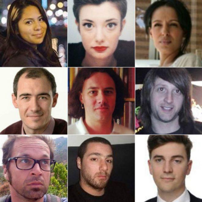 d599cfe57 Governo francês identifica todas as 129 vítimas dos ataques - BBC ...