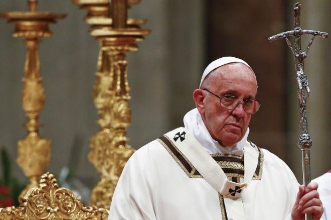 Папа Римский Франциск пожелал успеха саммиту лидеров США и КНДР