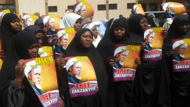Kungiyar 'yan uwa Musulmi za ta gana da El-Zakzaky - BBC News Hausa