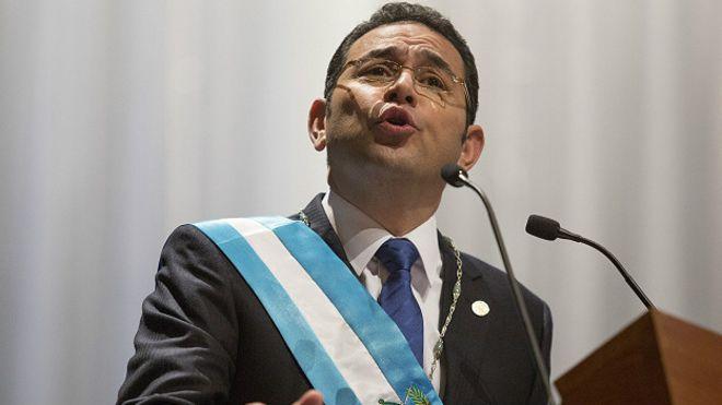 El presidente de Guatemala No Quiere Tercera Guerra Mundial. Manda fuertes mensajes para Rusia, Corea y EE.UU.