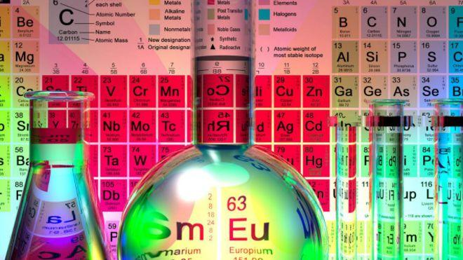Cuntos elementos qumicos faltan por encontrar bbc news mundo la tabla peridica urtaz Choice Image