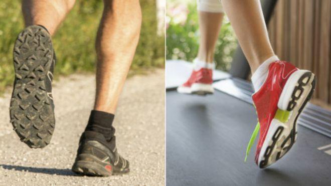 Где полезнее бегать — в парке или в спортзале?
