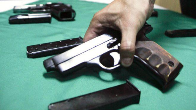 Resultado de imagen para Director de la Policía de acuerdo con porte de arma de fuego