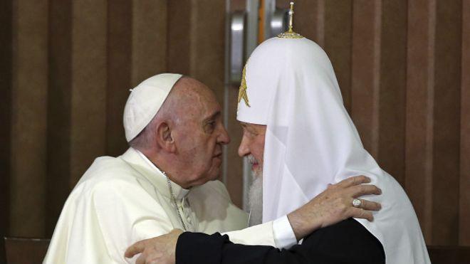 Грекокатолики планируют провести литургию в Софии Киевской, патриарх Филарет просит этого не делать - Цензор.НЕТ 9350