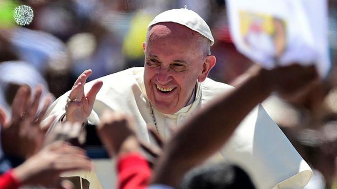 Los 5 momentos más importantes de la visita del papa Francisco a ... 408165b9608