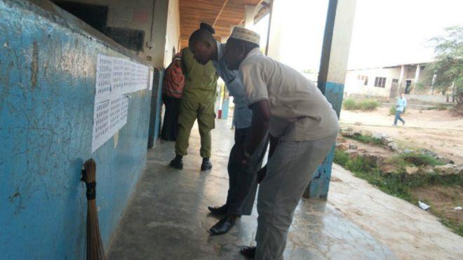 Kwa Picha: Uchaguzi wa marudio Zanzibar - BBC News Swahili