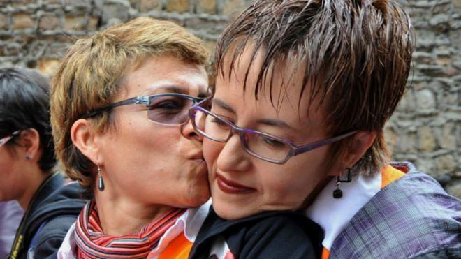 Matrimonio homosexual en colombia noticias