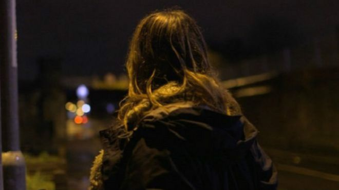 Kisah Chelsea, pelacur yang mangkal di kawasan legal di Leeds ...