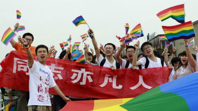 гей сайты в китае