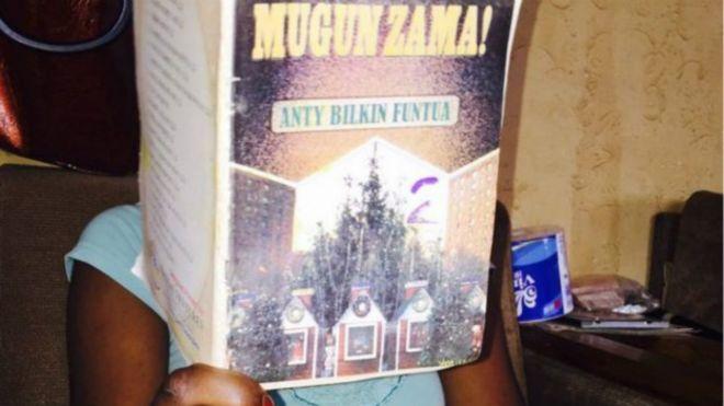 Rububin karanta littattafan soyayya a Nigeria - BBC News Hausa