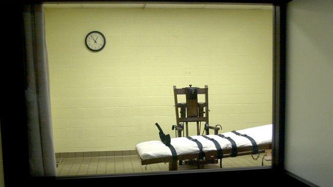 Sala de ejecuciones