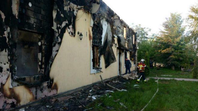 Пожары в домах престарелых и в детских домах дом престарелых славянский бульвар