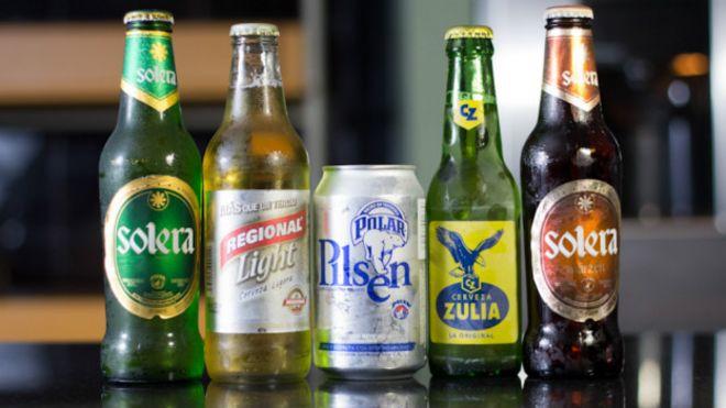 de dónde viene la cerveza que consumen los venezolanos ahora que