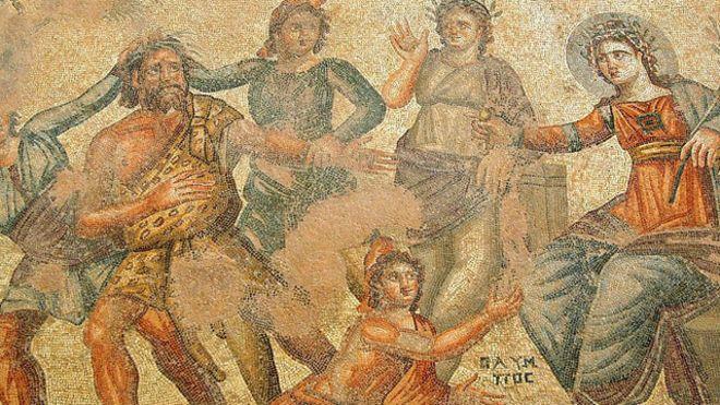 Древнийй секс