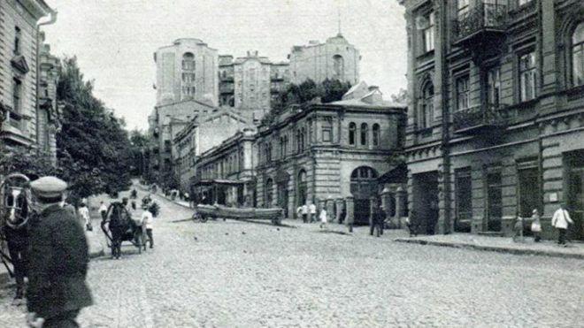 1951 рік. Відкриття телецентру у Києві