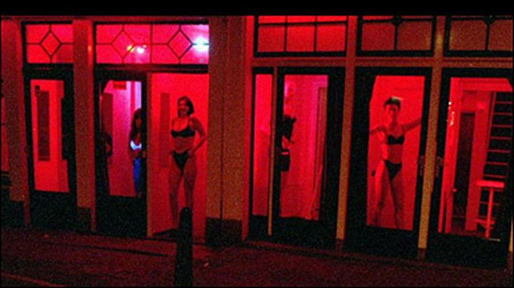 barrio rojo amsterdam prostitutas videos viejos con prostitutas