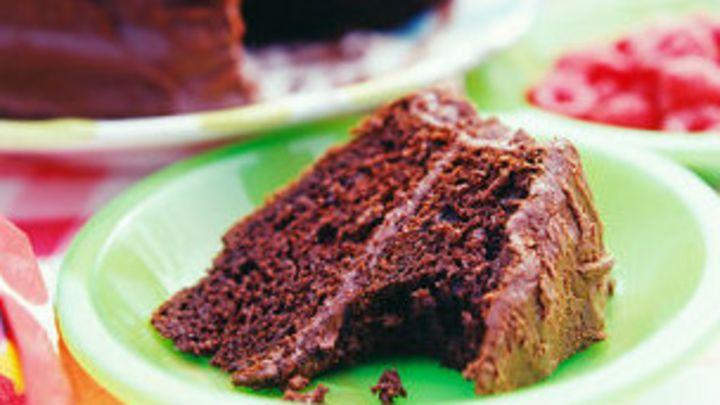 cuanta azucar tiene el pastel de chocolate