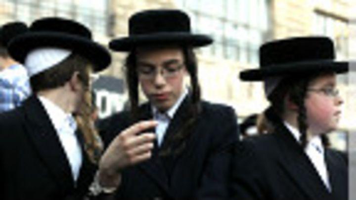 Ультраортодоксальные евреи секс