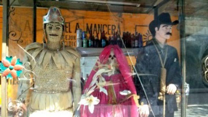 Los crueles rituales de iniciación del narco en México - BBC News Mundo
