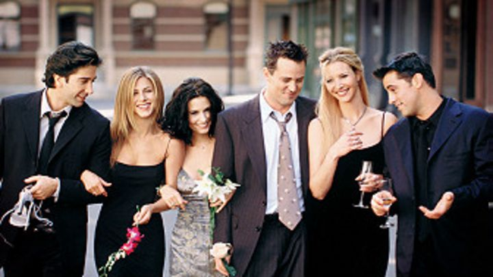 4ed95653ba0 10 cosas que quizás no sabía de Friends a 10 años de su final - BBC News  Mundo