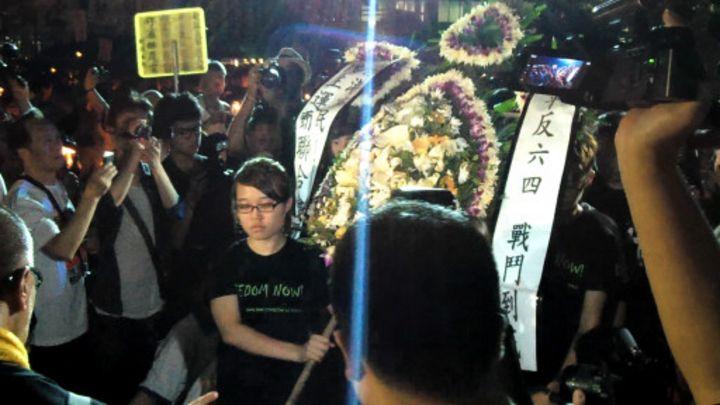 視頻:六四25週年 香港民眾心聲