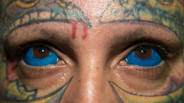 La Peligrosa Moda De Los Tatuajes En Los Ojos Bbc News Mundo