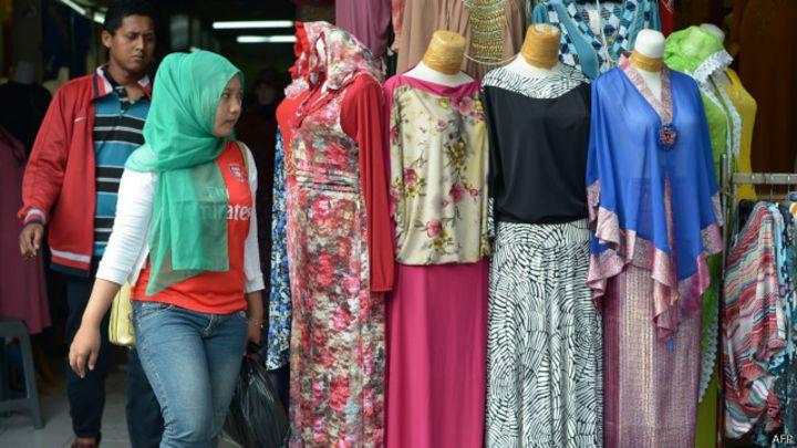 Mengapa jilbab syar i merebak dan menjadi trend  - BBC News Indonesia d201396e60